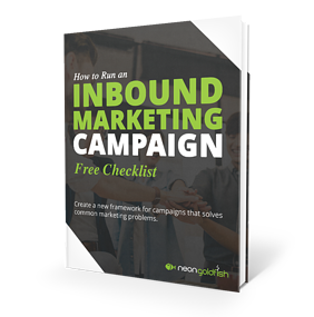 How to Run an Inbound Marketing Campaign with Checklist