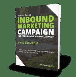 Inbound Marketing Checklist for Landscaping Companies